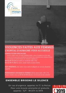 contact violences femmes